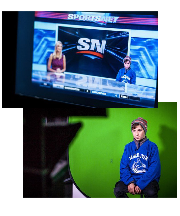 Sportnet - Be A Broadcaster photos