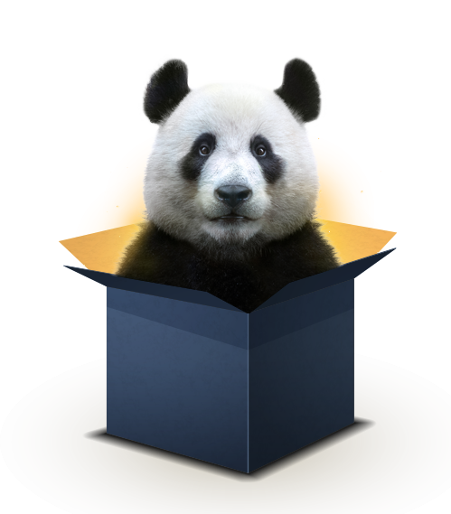 Panda CTO in a Box