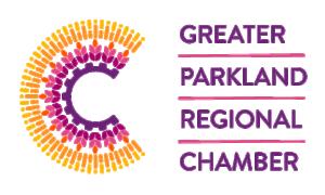 greater parkland regional chamber logo